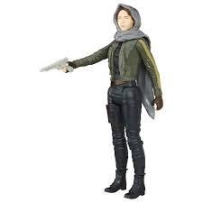Jyn Erso (Jedha) Actionfigur 30 cm  Rogue One  Star Wars