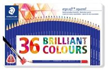 Akvarellpennor STAEDTLER ergosoft® 36-pack