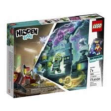 J.B:n kummituslaboratorio, LEGO Hidden Side (70418)