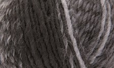 Rico Creative Melange Chunky Lanka Villasekoitus 50g Grey-Black 028