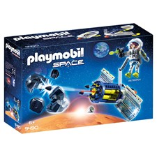 Satellitmeteoroidlaser, Playmobil Space (9490)