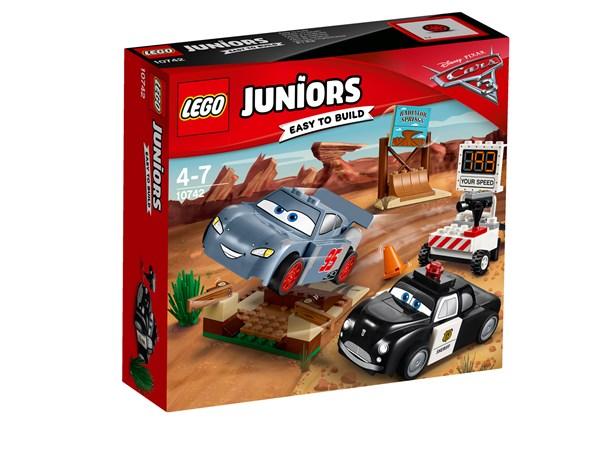 Fartträning i Willy's Butte, LEGO Juniors Cars 3 (10742)