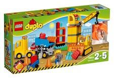 Stor Byggarbetsplats, LEGO DUPLO Town (10813)