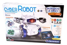 Programmerbar Cyber Robot, Clementoni