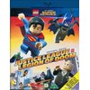 Lego DC Comics Super Heroes - Attack of the Legion of Doom (Blu-ray) (film)