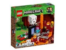 Nether-portalen, LEGO Minecraft (21143)