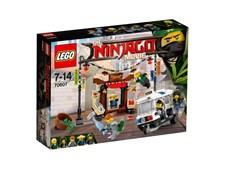Takaa-ajo NINJAGO® Cityssä, LEGO Ninjago (70607)