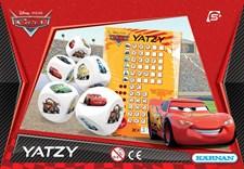 Kärnan Yatzy Bilar (Cars)