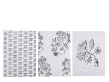 Kjøkkenhåndkle, Elina, 3-pack, 50 x 70 cm, Hvit, A Simple Mess
