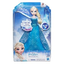 Fashion Singing Doll, Elsa, Disney Frost