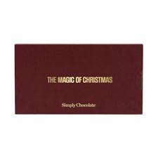 Simply Chocolate Chokladask 36-bitar The Magic Of Christmas 360 g
