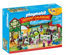 Adventskalender, Ridebane, Playmobil (9262)