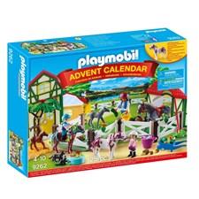 Adventskalender, Ridanläggning, Playmobil (9262)