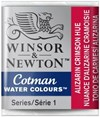 Winsor & Newton Cotman akvarellfarge 1/2 kopp