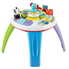 Fisher Price Safari Musical Activity Table