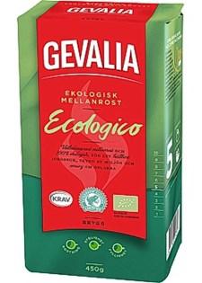 Kaffe Ecologico Mellanrost 450 g Bryggmalet