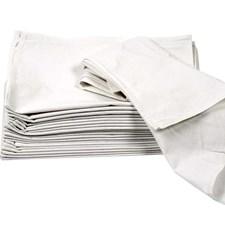 Keittiöpyyhe, koko 50x70 cm,  70 g/m2, valkoinen, 5kpl