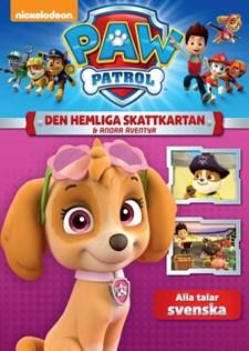 PAW Patrol - Säsong 1: Vol 9 - Den hemliga skattkartan och andra äventyr