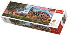 Panorama pussel, Colosseum, 1000 bitar, Trefl