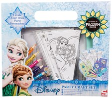 Frozen Fever Tea Party Craft Set, Disney Frozen