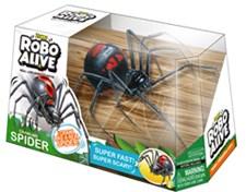 Robot Spindel Leksaksdjur, RoboAlive