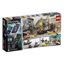 Haaksirikkoutunut katkarapuvene, LEGO Hidden Side (70419)
