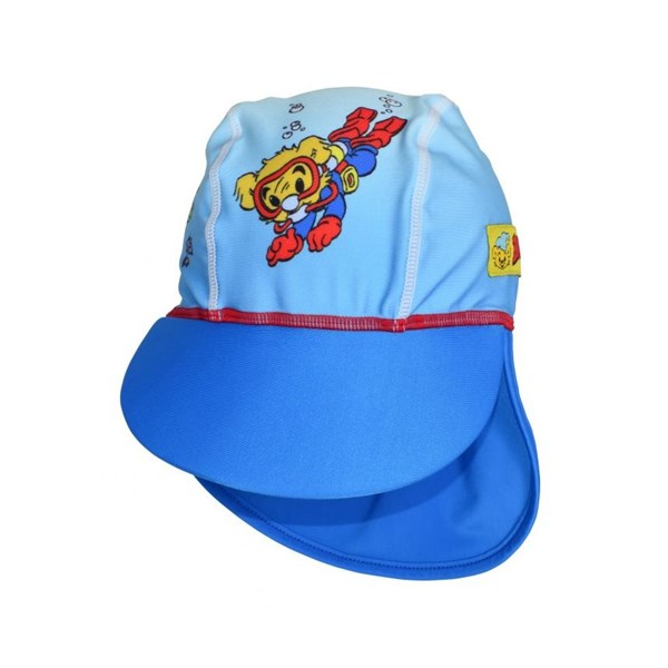 UV-hatt Bamse  strl. 86-92  Swimpy - badkläder & uv-kläder