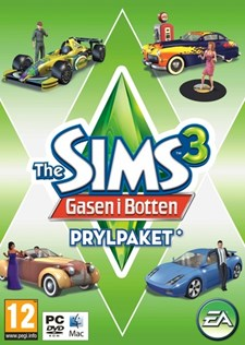The Sims 3 - Gasen i Botten (Fast Lane)(prylpaket)
