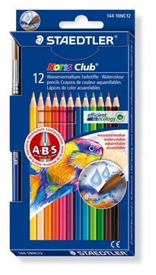 Noris Club 12-pakkaus Akvarelli-värikynät