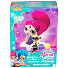 Shimmer and Shine Paint Your Own Figure (Shimmer)