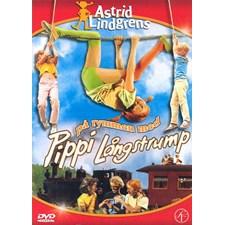 På rymmen med Pippi Långstrump