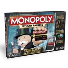 Monopoly Ultimate Banking SE, Hasbro