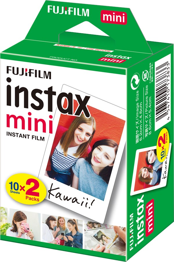 Colorfilm Instax Mini 2x10 pkt