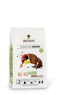 Johan & Nyström Kaffe El Salvador Menendez Hela Bönor 250 g