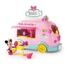 Minifigurset med matbil, Mimmi Pigg, Disney Junior - Minnie