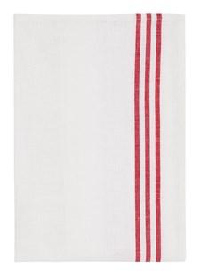 Kjøkkenhåndklær, 2-pack, Rød, MORBERG