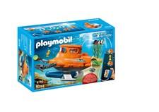 U-båt med undervannsmotor, Playmobil Sports & Action (9234)