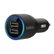 Billaddare Dubbel Belkin 10 Watt/2.1 Amp Per Por)