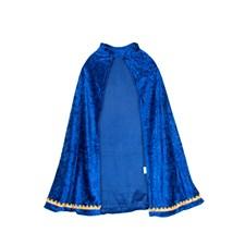 Blå Royal cape,4-8 år