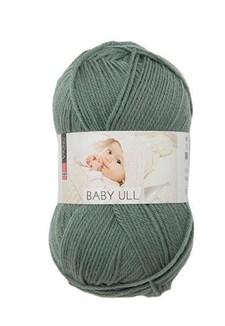 Viking of Norway Baby Ull 50 gr Grønn 338