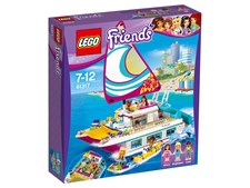 Aurinkokatamaraani, LEGO Friends (41317)