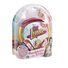 Høretelefoner Med Glitter, Disney Soy Luna
