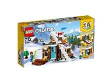 Modular – Vintersemester, LEGO Creator (31080)