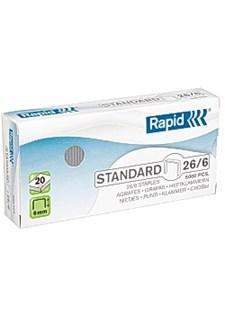 Niitti RAPID 26/6 standard (5000)