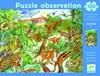 Puslespill, Dinosaur, Djeco