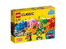 Klossar och kugghjul, LEGO Classic (10712)