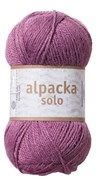 Alpacka Solo Ullgarn 50g Syren (29118)
