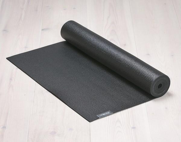 Yogamatta Yogiraj, 4mm, Midnight Black