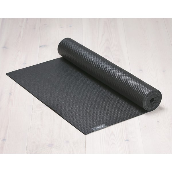 Yogamatta Yogiraj, 4mm, Midnight Black