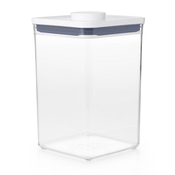 OXO Pop Förvaringsburk 4.2 L Vit (hvit) - köksförvaring
